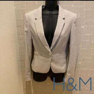 エイチアンドエム(H&M)のH&M♡テーラードジャケット スーツ ジャケット(テーラードジャケット)