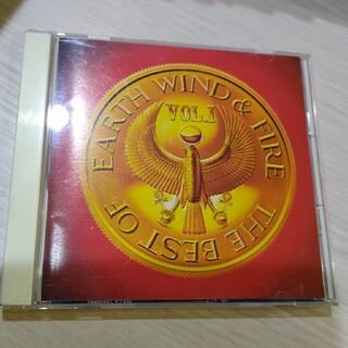 ソニー(SONY)の「アース・ウィンド&ファイアー/ベスト・オブ・アース・ウィンド&ファイアー」(ポップス/ロック(洋楽))