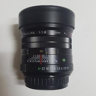 PENTAX - PENTAX  smc FA31mm f1.8 limited