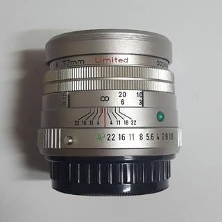 PENTAX - PENTAX  smc FA77mm f1.8 limited