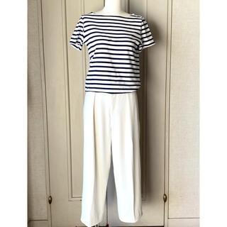 ユニクロ(UNIQLO)のユニクロ Mサイズ Tシャツ&パンツ 2点セット(セット/コーデ)