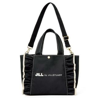 JILL by JILLSTUART - JILL by JILLSTUART 2way フリルトートバッグ