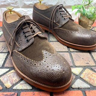 パドローネ(PADRONE)のPADRONE パドローネ ビジネスシューズ 革靴 レザー(ドレス/ビジネス)