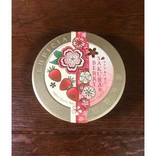 ルピシア(LUPICIA)のLUPICIA サクラ&ベリー 50g 限定デザイン缶(茶)