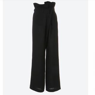 マメ(mame)のmame 2020SS パンツ ブラック(カジュアルパンツ)
