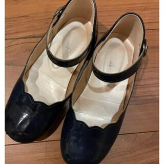 タルティーヌ エ ショコラ(Tartine et Chocolat)のタルティーヌエショコラ キッズフォーマル靴 パンプス  18(サンダル)