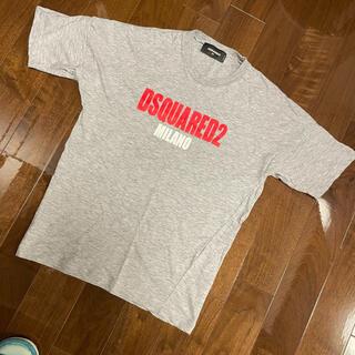 ディースクエアード(DSQUARED2)のDSQUARED2 ディースクエアード レディース ロゴTシャツ(Tシャツ(半袖/袖なし))