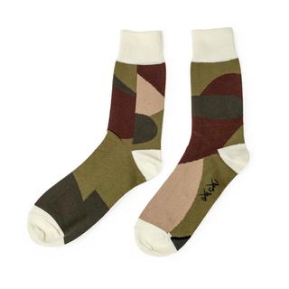 サカイ(sacai)の3サイズ sacai x KAWS / Socks CAMOUFLAGE(ソックス)