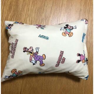 ディズニー(Disney)の新品☆未使用!レトロミッキー♡枕(枕)