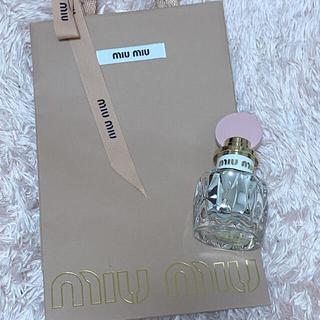 miumiu - miumiu香水 フルールダルジャンオードパルファム 30ml