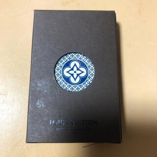 ルイヴィトン(LOUIS VUITTON)の未使用 ルイヴィトン トランプ 青色(トランプ/UNO)
