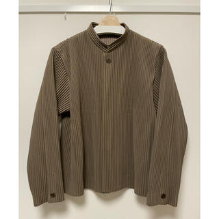 ISSEY MIYAKE - homme plisse tailored pleats size2