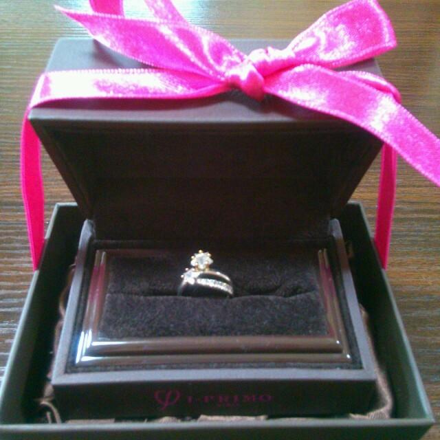 STAR JEWELRY(スタージュエリー)の美品スタージュエリー♪ピンキーリング レディースのアクセサリー(リング(指輪))の商品写真