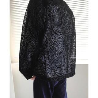 ジエダ(Jieda)のjieda open collar shirt ls 2021ss(シャツ)