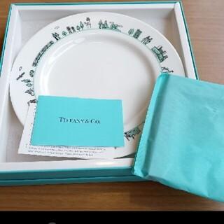 ティファニー(Tiffany & Co.)のTiffanyプレート(非売品・新品未開封)(食器)