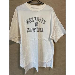 coen - 【値下げ】ロゴTシャツ
