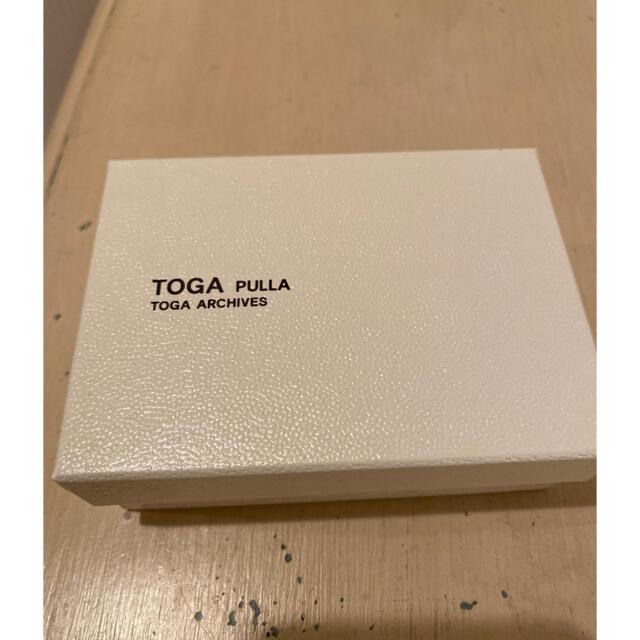 TOGA(トーガ)のtoga pulla イヤリング レディースのアクセサリー(イヤリング)の商品写真