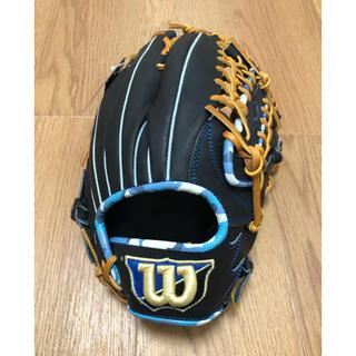 ウィルソン(wilson)のWilson ウィルソン 軟式 外野手用サイズ11 右投げL 軟式グローブ ★(グローブ)