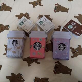 Starbucks Coffee - スターバックス ヴィア ギフト缶のみ