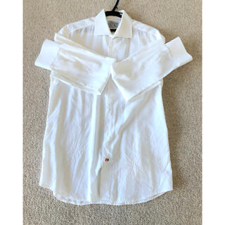 値下げしめした!イタリア製ワイシャツ(シャツ)