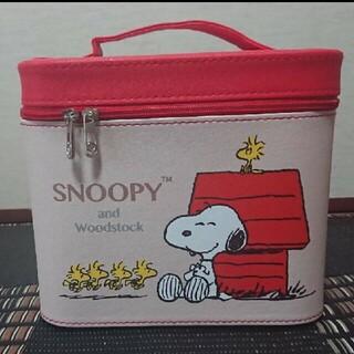 スヌーピー(SNOOPY)のSNOOPY  バニティBOX(メイクボックス)