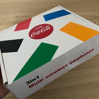 コカ・コーラ - ワイヤレスイヤホン オリンピック コカコーラ 新品未使用