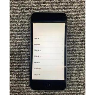 アイポッドタッチ(iPod touch)のApple Ipod touch6  (ポータブルプレーヤー)
