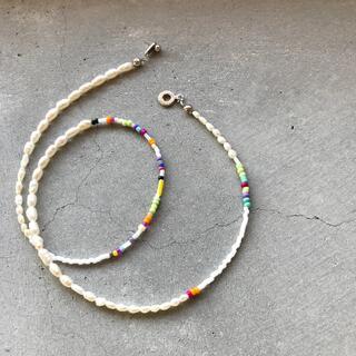ビューティアンドユースユナイテッドアローズ(BEAUTY&YOUTH UNITED ARROWS)のhandmade accessory 264(ネックレス)