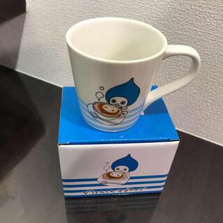タチキチ(たち吉)のマグカップ ぴちょんくん(グラス/カップ)