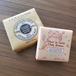 L'OCCITANE - 新品未使用♡ロクシタンチェリーブロッサム&シアバター