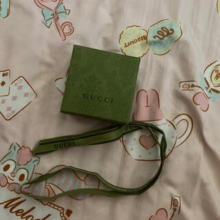 グッチ(Gucci)のグッチ 箱 リボン 保存袋(その他)