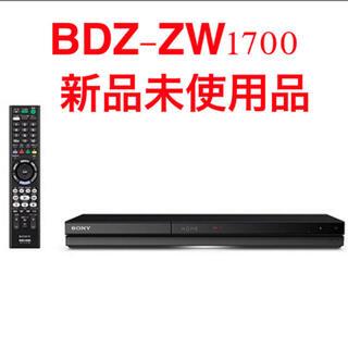 SONY - ソニー SONY ブルーレイレコーダーBDZ-ZW1700