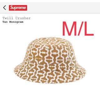 Supreme - Supreme Twill Crusher Tan M/L