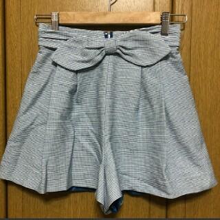 リランドチュール(Rirandture)の【美品】リランドチュール キュロットスカート ショートパンツ(キュロット)