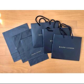 ラルフローレン(Ralph Lauren)の値下げ ラルフローレン 紙袋 ショップ袋 ラッピング ギフト(ショップ袋)