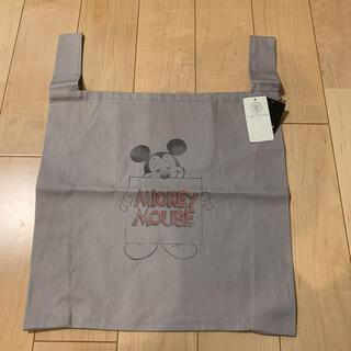 ミッキーマウス(ミッキーマウス)の新品 Lugnoncure Disney ミッキー エコバッグ(エコバッグ)