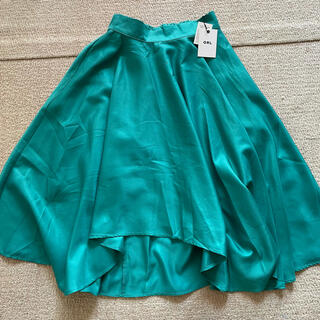 グレイル(GRL)の【新品】フレアスカート(ひざ丈スカート)