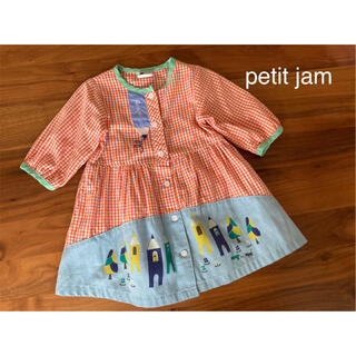 Petit jam - プチジャム petitjam ワンピース チュニック トップス えんぴつ 鉛筆