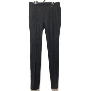 グッチ(Gucci)のグッチ パンツ サイズ40 M メンズ 黒(その他)