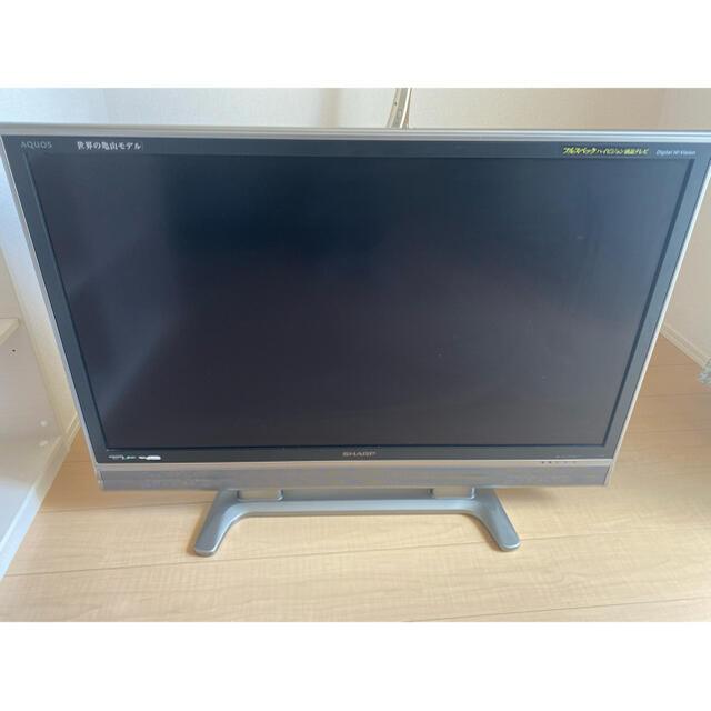 AQUOS(アクオス)の大幅値下げしました SHARP AQUOS 42型テレビ スマホ/家電/カメラのテレビ/映像機器(テレビ)の商品写真