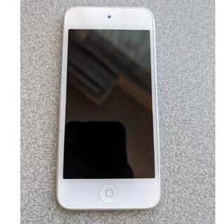 アイポッドタッチ(iPod touch)のiPodtouch 第5世代 ホワイト32GB(ポータブルプレーヤー)