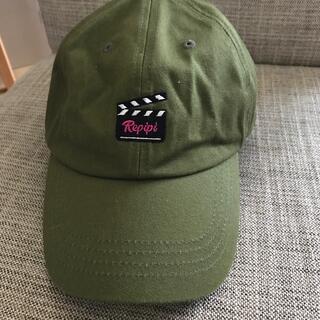 レピピアルマリオ(repipi armario)のレピピアルマリオ  カーキ色帽子(帽子)