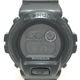 カシオ(CASIO)のカシオ 腕時計 - GD-X6900 メンズ 黒(その他)