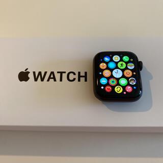 Apple - Apple Watch SE 美品 40mm 純正バンド2本 長期保証