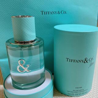 ティファニー(Tiffany & Co.)のTiffany 香水 ラブ フォーハー オードパルファム(ユニセックス)