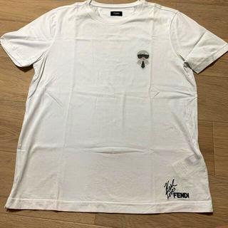 フェンディ(FENDI)のフェンディ tシャツ(Tシャツ/カットソー(半袖/袖なし))