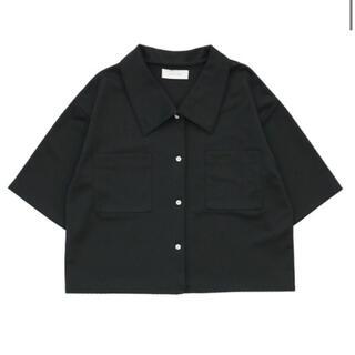 TODAYFUL - select MOCA  2021 S/S ハイネックスムースルーズシャツ
