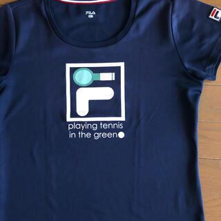 フィラ(FILA)のFILAテニスTシャツ(ウェア)