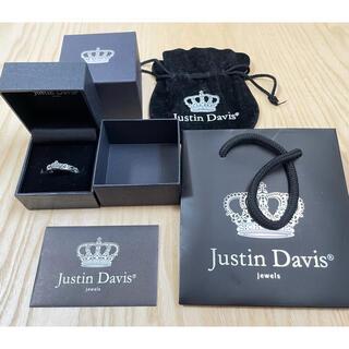 ジャスティンデイビス(Justin Davis)のジャスティンデイビス DIVINE BLISS リング(リング(指輪))