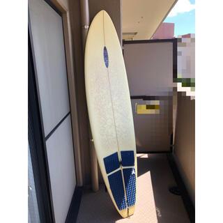 【リペアなし美品】サーフボード(ファンボード)(サーフィン)